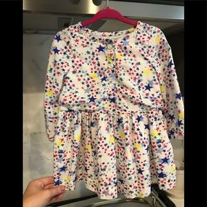 12-18 month excellent condition Star dress